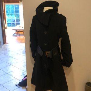EUC FABULOUS MACKAGE WOOL/ cashmere winter coat